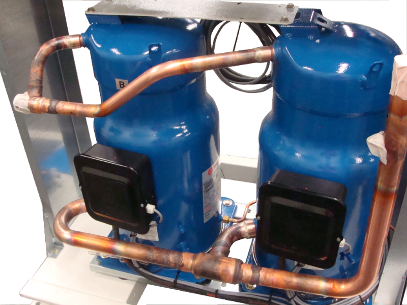 manifold kits for scroll compressors trane emea parts